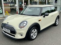 2015 MINI HATCH ONE 1.2 ONE 3 DOOR HATCHBACK PEPPER PACK 101 BHP £7890.00