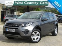USED 2015 65 LAND ROVER DISCOVERY SPORT 2.0 TD4 SE 5d 150 BHP Versatile Family SUV