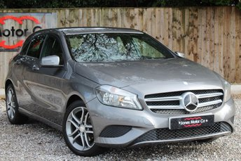2015 MERCEDES-BENZ A CLASS 1.5 A180 CDI BLUEEFFICIENCY SPORT 5d 109 BHP £11495.00