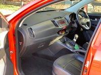 USED 2010 60 KIA SPORTAGE 2.0 CRDI FIRST EDITION 5d 134 BHP