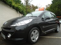 USED 2009 09 PEUGEOT 207 1.4 VERVE 3d 74 BHP GUARANTEED TO BEAT ANY 'WE BUY ANY CAR' VALUATION ON YOUR PART EXCHANGE