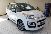 2013 CITROEN C3 PICASSO 1.6 PICASSO SELECTION HDI 5d 91 BHP SOLD