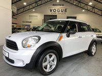 2011 MINI COUNTRYMAN 1.6 ONE D 5d 90 BHP £8250.00