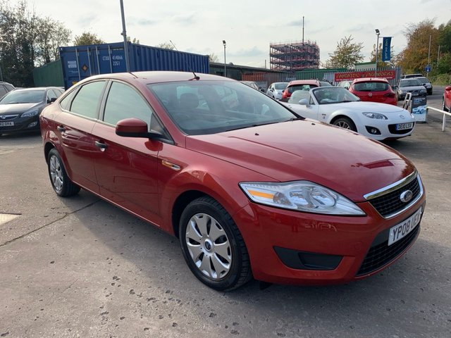USED 2008 08 FORD MONDEO 2.0 EDGE 5d 145 BHP SERVICE HISTORY