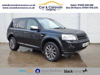 USED 2011 61 LAND ROVER FREELANDER 2.2 SD4 HSE 5d AUTO 190 BHP Full Service History Huge Spec Buy Now, Pay Later Finance!