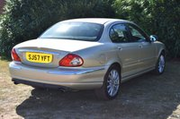 USED 2007 57 JAGUAR X-TYPE 2.5 SOVEREIGN V6 5d AUTO 195 BHP