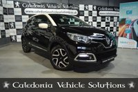 USED 2014 14 RENAULT CAPTUR 0.9 DYNAMIQUE S MEDIANAV ENERGY TCE S/S 5d 90 BHP ONE FORMER KEEPER with FULL SERVICE HISTORY, LOW MILEAGE & A JUNE 2020 MOT