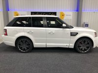 USED 2012 12 LAND ROVER RANGE ROVER SPORT 3.0 SDV6 HSE 5d 255 BHP OVERFINCH