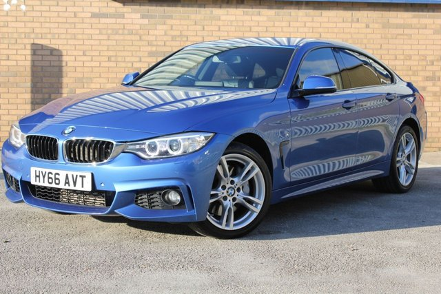 View our BMW 4 SERIES