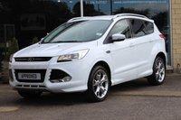 2016 FORD KUGA 2.0 TITANIUM SPORT TDCI 5d 177 BHP SOLD