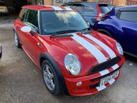 USED 2004 04 MINI HATCH ONE 1.6 ONE 3d 89 BHP