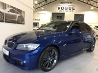 2011 BMW 3 SERIES 2.0 318D SPORT PLUS EDITION 4d 141 BHP £7995.00