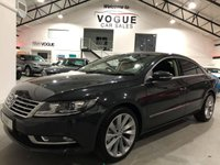 2015 VOLKSWAGEN CC 2.0 GT TDI BLUEMOTION TECHNOLOGY 4d 148 BHP £11495.00
