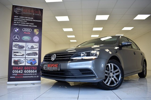 2015 15 VOLKSWAGEN JETTA 2.0 SE TDI BLUEMOTION TECHNOLOGY 4 DOOR