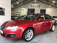 2009 SEAT EXEO 2.0 SE CR TDI 4d 141 BHP £5495.00