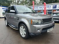 USED 2010 60 LAND ROVER RANGE ROVER SPORT 3.0 TDV6 SE 5d 245 BHP 0%  FINANCE AVAILABLE ON THIS CAR PLEASE CALL 01204 393 181