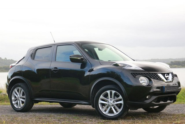 2016 65 NISSAN JUKE 1.6 N-CONNECTA XTRONIC 5d AUTO 117 BHP