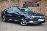 USED 2016 16 VOLKSWAGEN PASSAT 2.0 GT TDI BLUEMOTION TECHNOLOGY DSG 4d AUTO 188 BHP