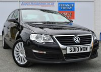 USED 2010 10 VOLKSWAGEN PASSAT 1.8 HIGHLINE TSI 4d Petrol Saloon Recent Service MOT and Ready to Finance and Drive Away Today PREVIOUSLY LOCALLY OWNED + LOW MILEAGE FOR AGE
