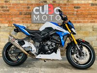 USED 2014 14 SUZUKI GSR750 ZAL4 Limited Edition Yoshimura Exhaust