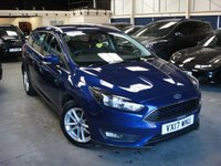 USED 2017 17 FORD FOCUS 1.0 ZETEC 5d 124 BHP ANY PART EXCHANGE WELCOME, COUNTRY WIDE DELIVERY ARRANGED, HUGE SPEC