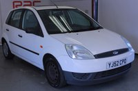 USED 2002 52 FORD FIESTA 1.3 FINESSE 8V 5d 68 BHP