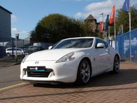 USED 2010 60 NISSAN 370Z 3.7 V6 GT 3d  SAT NAV ~ SPORT PACK ~ BOSE SOUNDS ~ FULL SERVICE HISTORY ~ GREAT SPECIFICATION ~ CRUISE CONTROL ~ HEATED AND ELECTRIC SEATS ~ CLIMATE CONTROL
