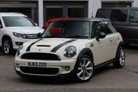 2013 MINI HATCH COOPER 1.6 COOPER S CHILLI 3d 184 BHP £7290.00