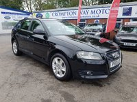 USED 2010 10 AUDI A3 2.0 TDI SE 5d 138 BHP 0%  FINANCE AVAILABLE ON THIS CAR PLEASE CALL 01204 393 181