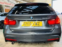 USED 2015 15 BMW 3 SERIES 2.0 320d M Sport Touring xDrive (s/s) 5dr PRO NAV 4WD 19S HTD STS!