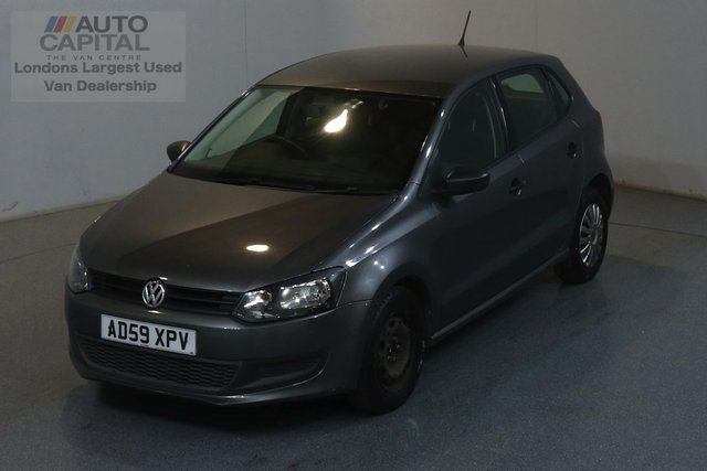 2010 VOLKSWAGEN POLO 1.2 60 BHP HATCHBACK PETROL AIR CON AIR CONDITION