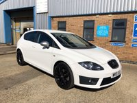 USED 2010 10 SEAT LEON 2.0 CR TDI FR DSG 5d AUTO 168 BHP 12 MONTHS M.O.T - FULL HISTORY - FINANCE AVAILABLE.