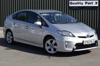 2012 TOYOTA PRIUS 1.8 VVT-h T Spirit CVT 5dr £11480.00