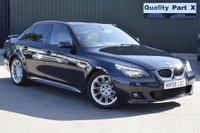 2008 BMW 5 SERIES 2.0 520d M Sport 4dr £3980.00