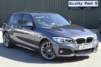 2017 BMW 1 SERIES 2.0 118d M Sport Auto (s/s) 5dr £14980.00