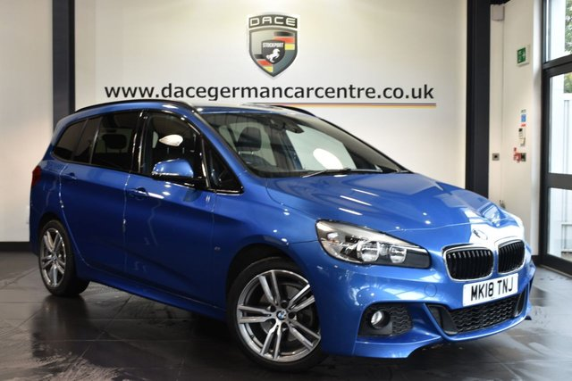 View our BMW 2 Series GRAN TOURER