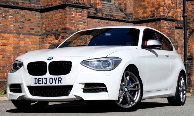 2013 13 BMW 1 SERIES 3.0 M135I 3d 316 BHP [ RARE MANUAL ]
