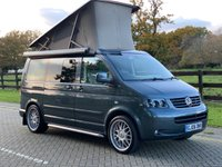 USED 2006 06 VOLKSWAGEN TRANSPORTER 2.5 CALIFORNIA SE TDI 4MOTION 4d 172 BHP