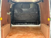 USED 2014 64 FORD TRANSIT CUSTOM 2.2 290 LIMITED LR P/V 1d 124 BHP