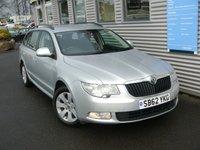 2013 SKODA SUPERB 1.6 S TDI CR 5d 105 BHP £6580.00