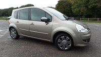 USED 2011 61 RENAULT GRAND MODUS 1.5 DYNAMIQUE DCI 5d 88 BHP AIR-CONDITIONING, ALLOYS, CRUISE CONTROL, PRIVACY GLASS, HALF LEATHER, REMOTE LOCKING, LOW ROAD TAX, ELECTRIC WINDOWS, METALLIC PAINT, ELECTRIC MIRRORS
