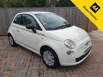 2009 FIAT 500 1.2 POP 3d 69 BHP £3381.00