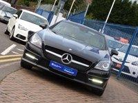 USED 2012 61 MERCEDES-BENZ SLK 1.8 SLK200 BLUEEFFICIENCY AMG SPORT ED125 2d AUTO  ............. DUE IN......................