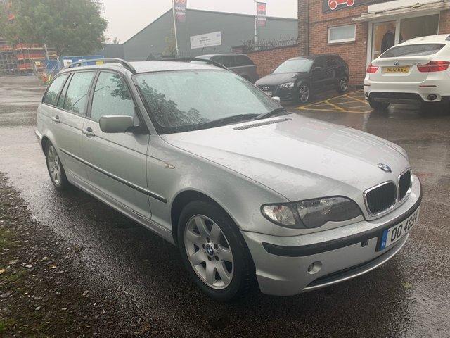 USED 2002 02 BMW 3-SERIES 318I SE TOURING ESTATE