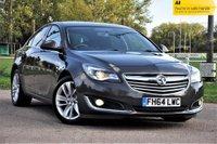 2015 VAUXHALL INSIGNIA 2.0 CDTi SRi Auto 5dr £6290.00