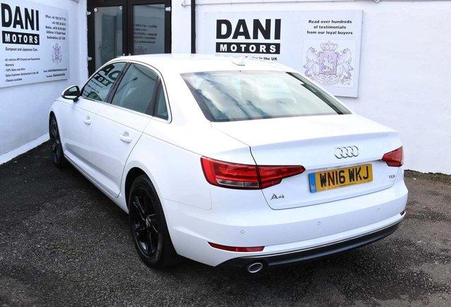 AUDI A4 at Dani Motors