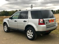 USED 2012 12 LAND ROVER FREELANDER 2.2 ED4 GS 150 BHP 5DR ESTATE ALLOYS+APLINE LOGIC 7 STEREO+