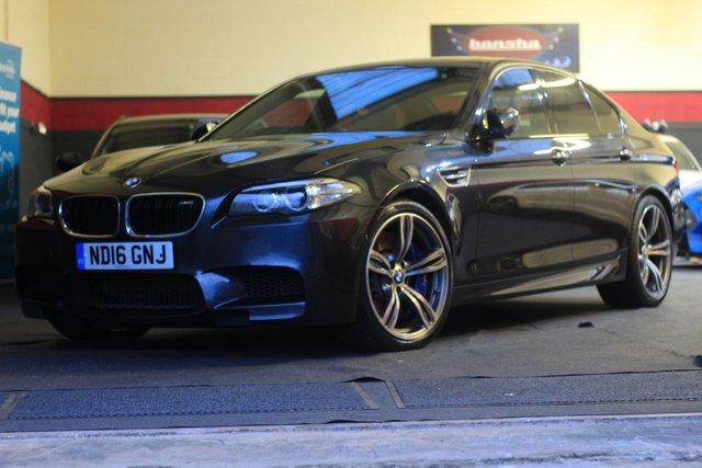 2016 16 BMW M5 4.4 M5 4d AUTO 553 BHP