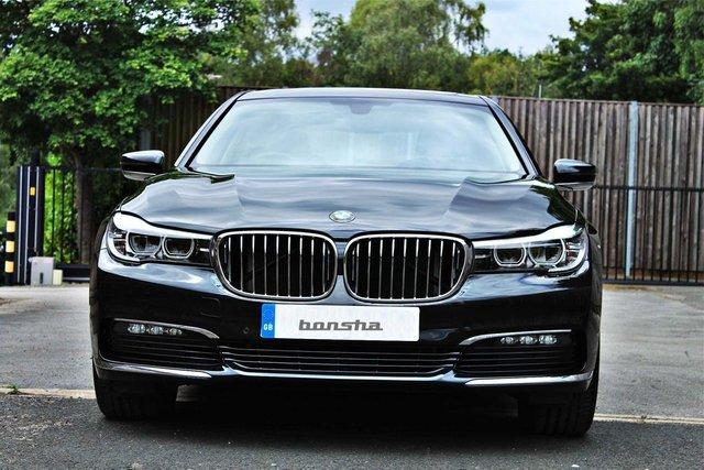 2017 17 BMW 7 SERIES 3.0 740LI 4d AUTO 322 BHP