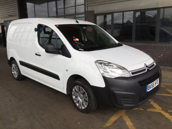 2017 CITROEN BERLINGO 1.6 HDI ENTERPRISE PANEL VAN + AIR CON NAV £6240.00